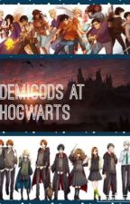 Demigods at Hogwarts by LunaApril23