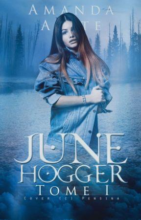 June Hogger ✅ by AmandaAbate