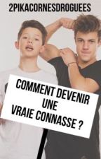 Comment devenir une vraie connasse ? by 2PikacornesDroguees