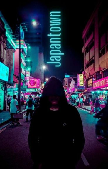 Japantown | l.h.