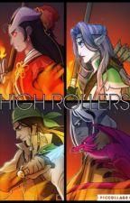 High Rollers DnD  by Hidden490