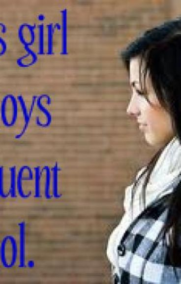 Badass Girl in a Boys Delinquent School.