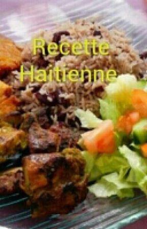 Recette Haitienne Riz Colle Au Pois Rouge Wattpad