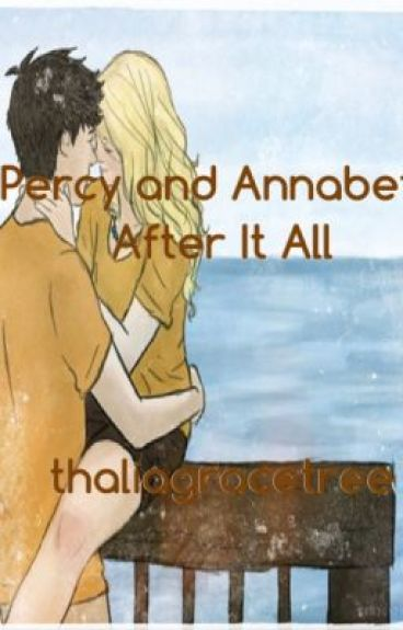 Percy and Annabeth After it all (Percy Jackson Fanfiction)