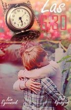 Las 6:30  [ KYUWOOK] by TheLittlePrinceELF