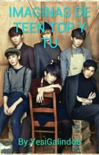 TEEN TOP THE TYPE BOYFRIEND by YesiGalindo6
