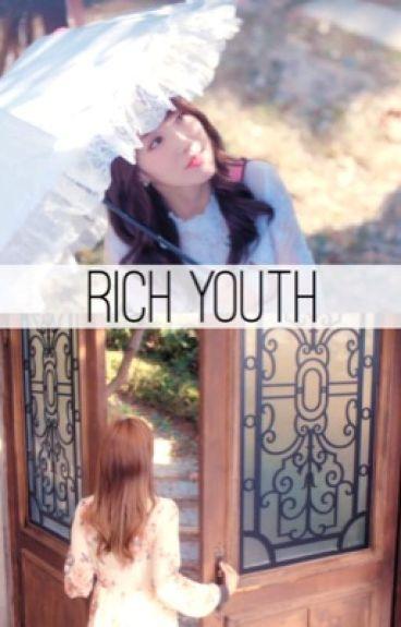 rich youth | kim taehyung