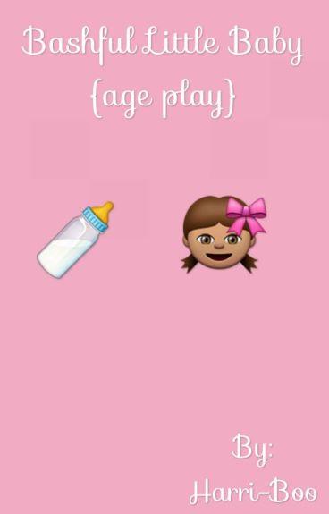 Bashful Little Baby {age play}