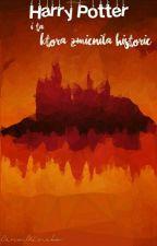 Harry Potter i ta, która zmieniła historię... by _Mineko_