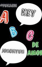 A,B,C De Amor #JongKey by fukadaeriko