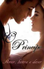O Príncipe [DEGUSTAÇÃO] by tahychan