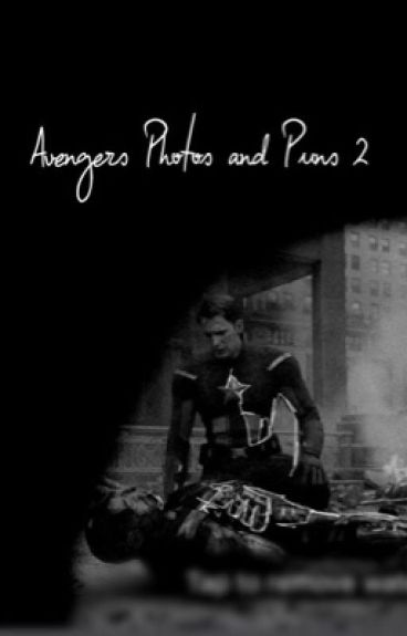 Avengers Photos and Puns 2