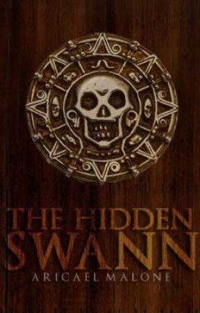 The Hidden Swann by VEGraham