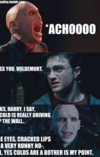 HARRY POTTER RANDOMNESS! *COMPLETED* by maitri08