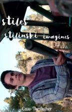 Stiles Stilinski Imagines by Cass-TheAuthor