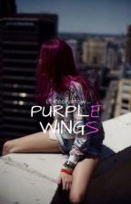 purple wings » l.h by reehdrew_