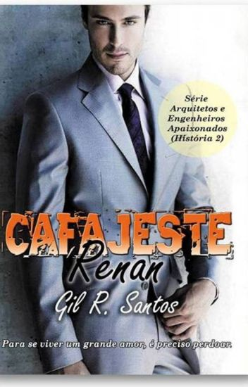 PRÉVIA Cafajeste Renan (na amazon)