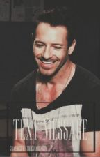 Text Message :: Peter Hale by --banshee