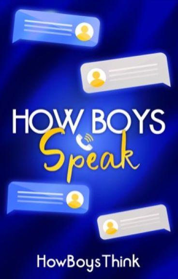 How Boys Speak