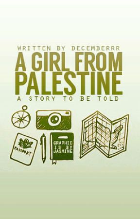 A Girl from Palestine by decemberrr
