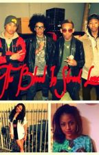 The blood in street Love(Starring Mindless behavior) by jayloveyouu