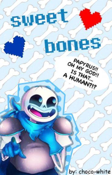 ♥sweet bones♥ (blueberry sans x _____)