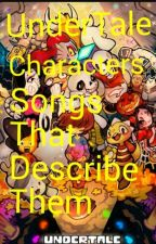 Undertale Characters Songs by AlexSnyder