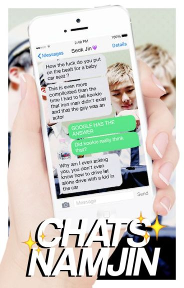 NamJin Chats