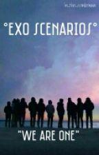 EXO Scenarios by im_a_Rainbowww