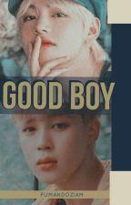 GOOD BOY                         🌼Vmin🌼 by fumandoziam