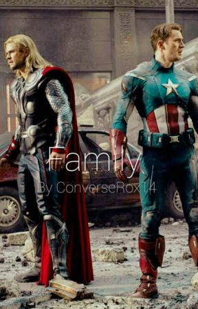 Family - One Shot by ConverseRox14