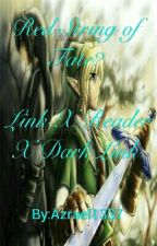Red String of Fate? Link X Reader X Dark Link by Azrael1337