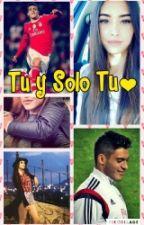 Tu y Solo Tu❤(Raul Jimenez){TERMINADA} by Lizbeth_Vazquez17