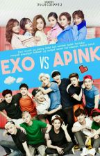 Apink VS Exo by BomiShipper