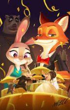 De Ladrón a Policía, FanFic de Nick Wilde y Judy Hopps. by FlaGaLu
