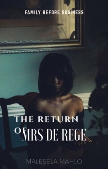 The Return of Mrs De Rege (BWWM)