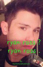 ryan ross ? ryan ross . by gold_kellin