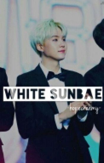 WHITE SUNBAE