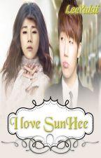 I love SunHee [WooGyu] by YukiiKryzLee