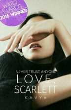 Love, Scarlett | WATQ WINNER by paperwine