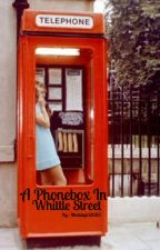 A phonebox in Whittle street by mentalgirl2003