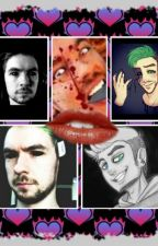 Antisepticeye X Reader by Nightcoremagix