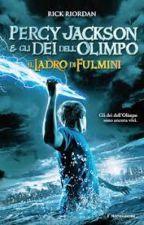 Percy Jackson E Il Ladro Di Fulmini by SamanthaMazzoli