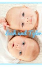Leah and Tyler by sailorswag