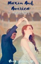 America and Maxon Married Life by seanstoryteller