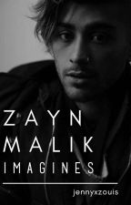 Zayn Malik Imagines by jennyxzouis