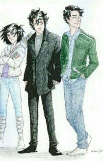 Percy Jackson At Hogwarts (Percy Jackson And Harry Potter Crossover)