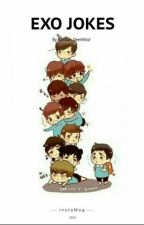 EXO JOKES by -------HX