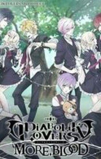 Diabolik Lovers x Child!Reader