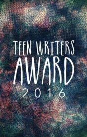 The Teen Writers Award by teenwriters_award